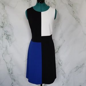 Tommy Hilfiger Colorblock Dress